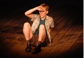 Callaghan wows audiences as nine-year-old boy