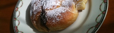 Best Chocolate Croissant Ever at the Oxford St Bakery Bulimba